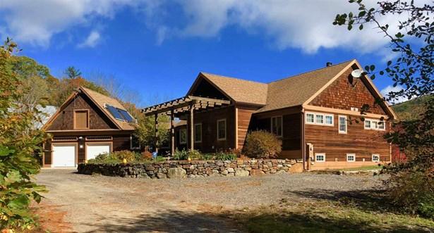 Contemporary,Ranch, Single Family - Campton, NH