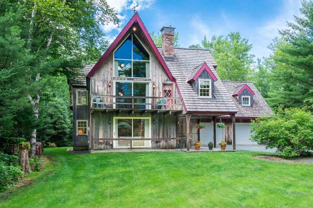 Chalet,Walkout Lower Level, Single Family - Franconia, NH (photo 4)