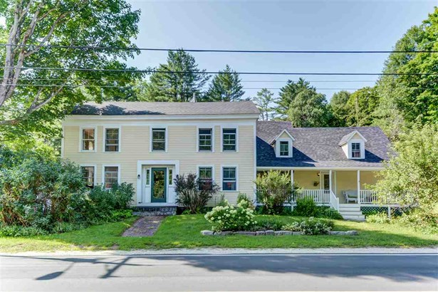 Colonial,New Englander, Single Family - Rumney, NH