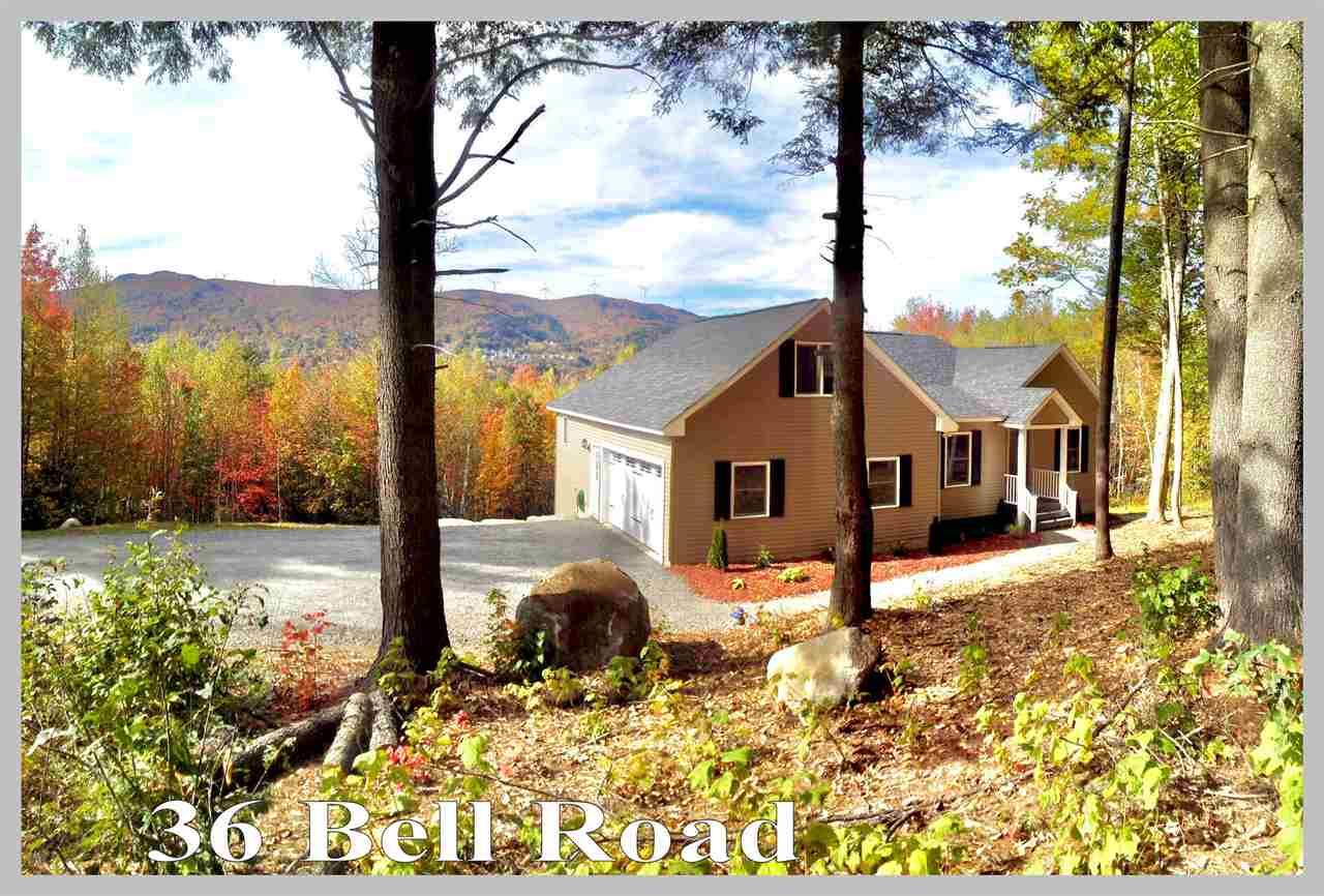 Contemporary,Ranch, Single Family - Plymouth, NH
