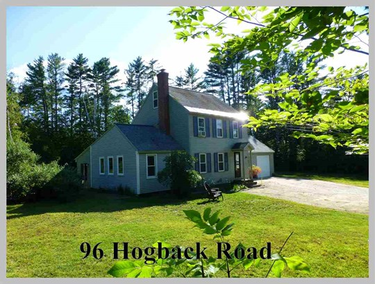 Colonial,w/Addition, Single Family - Campton, NH