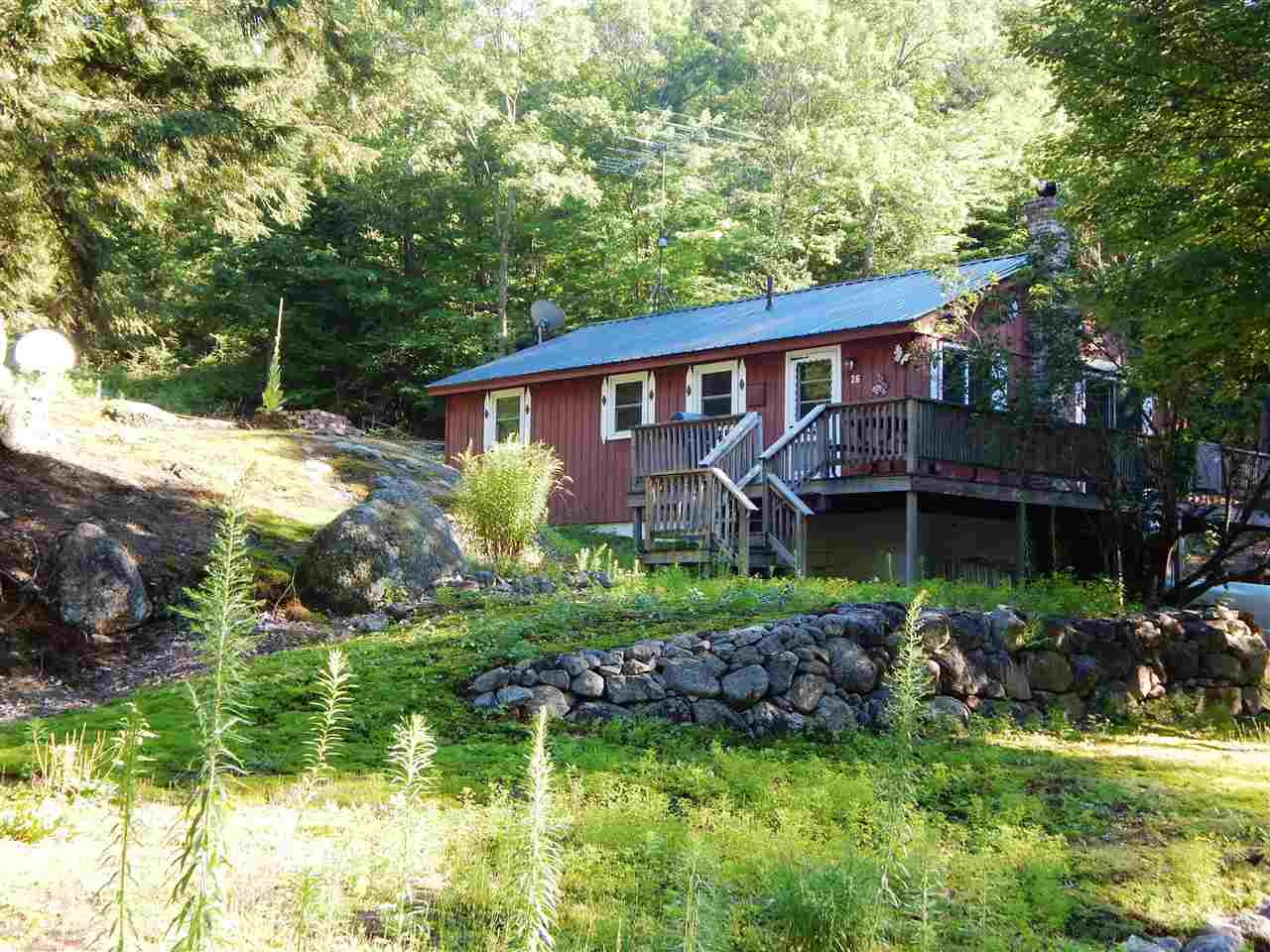 Cottage/Camp,Ranch, Single Family - Meredith, NH (photo 1)