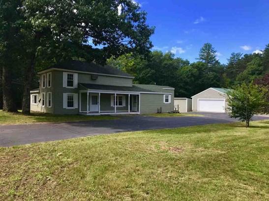 Colonial, Single Family - Campton, NH