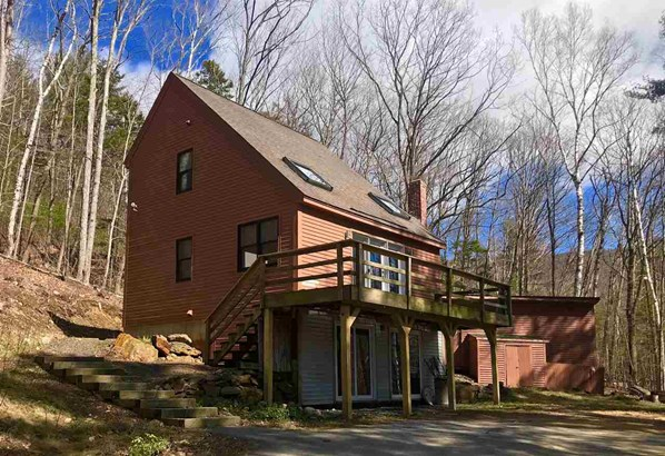Contemporary, Single Family - Campton, NH (photo 1)