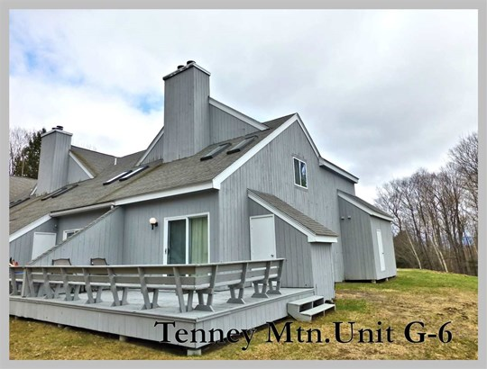 Condo, End Unit,Townhouse - Plymouth, NH (photo 1)