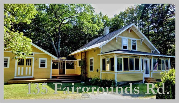 Bungalow,Arts and Crafts, Single Family - Plymouth, NH (photo 1)