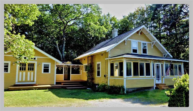 Bungalow,Arts and Crafts, Single Family - Plymouth, NH (photo 3)