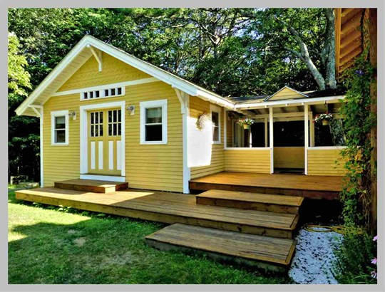 Bungalow,Arts and Crafts, Single Family - Plymouth, NH (photo 4)