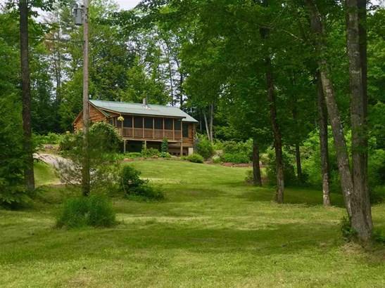 Log,Ranch, Single Family - Plymouth, NH (photo 1)