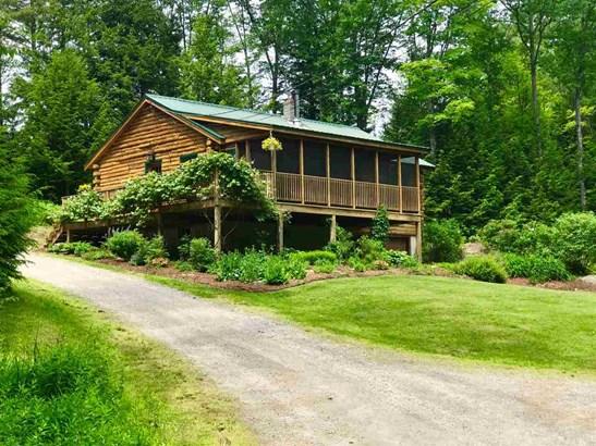 Log,Ranch, Single Family - Plymouth, NH (photo 2)