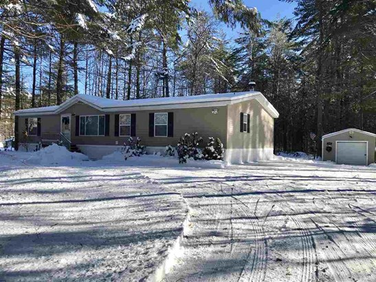 Single Family, Manuf/Mobile,Ranch - Rumney, NH