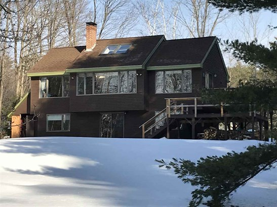 Modern Architecture,Ranch,Split Level, Single Family - Thornton, NH (photo 1)