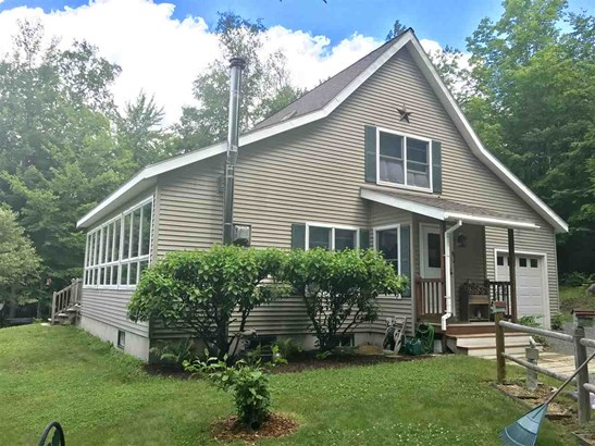 Cape, Single Family - Campton, NH (photo 1)