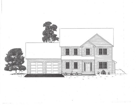 Colonial, Single Family - Bow, NH