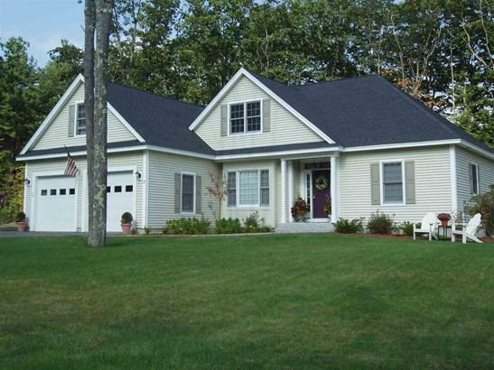 Ranch, Single Family - Bow, NH