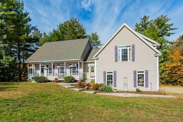 Cape,Contemporary, Single Family - Loudon, NH
