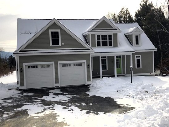 Cape,Contemporary,Craftsman, Single Family - New London, NH