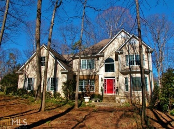 Single Family Detached, Country/Rustic,European - Gillsville, GA (photo 1)
