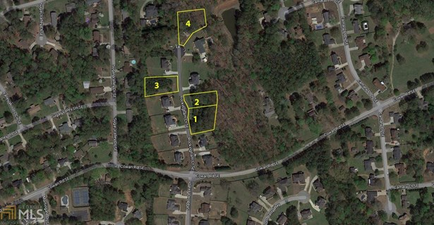 Residential Lot, Land Lot - Conyers, GA