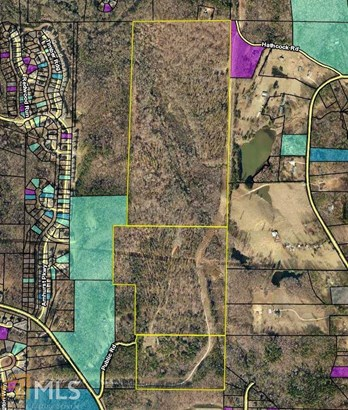 Land Lot - Agriculture,Commercial/Industrial,Estate Lot,Residential Lot