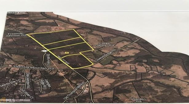 Land Lot, Agriculture - Hoschton, GA