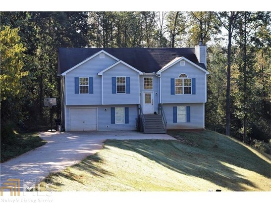 Single Family Detached, Traditional - Gillsville, GA (photo 1)