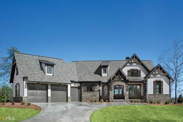 Single Family Detached, Craftsman - Dahlonega, GA (photo 1)