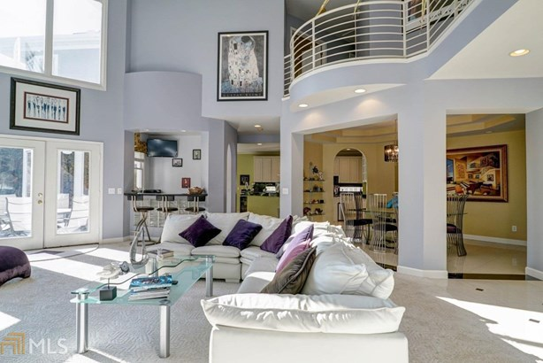 Single Family Detached, Contemporary - Flowery Branch, GA (photo 5)