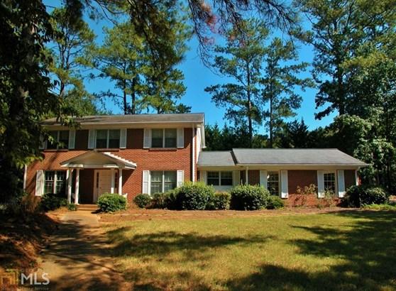Single Family Detached, Colonial - Atlanta, GA (photo 1)