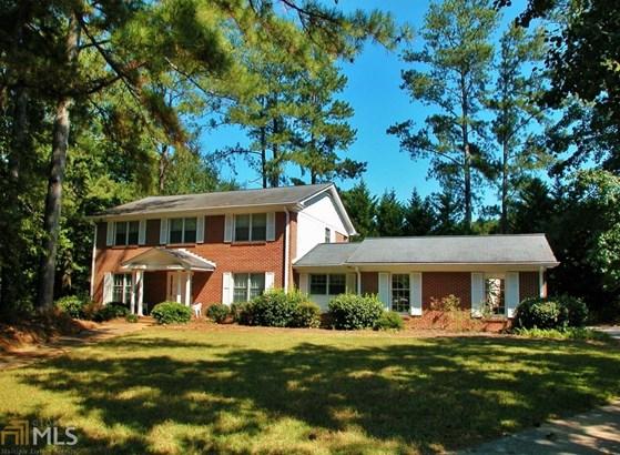 Single Family Detached, Colonial - Atlanta, GA (photo 2)