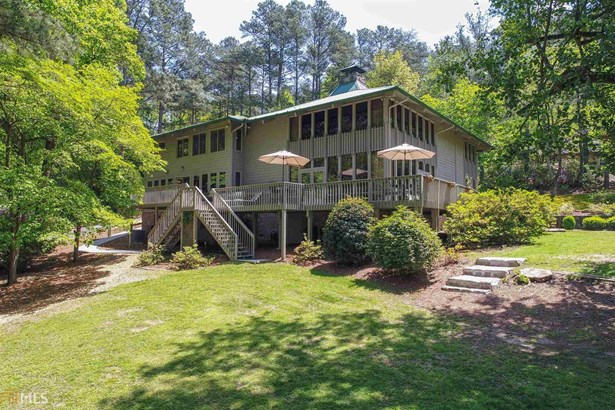 Single Family Detached, Country/Rustic,Craftsman - Flowery Branch, GA (photo 2)