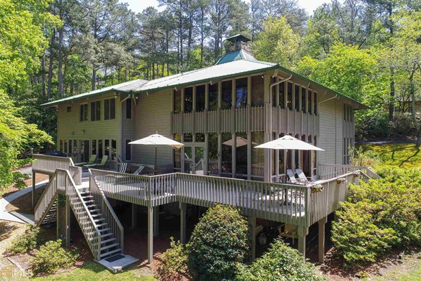 Single Family Detached, Country/Rustic,Craftsman - Flowery Branch, GA (photo 4)