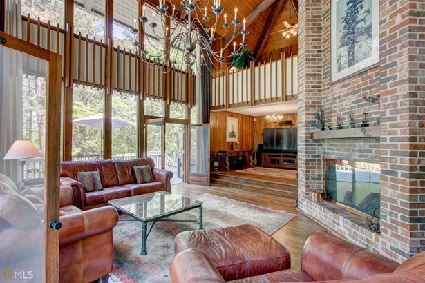 Single Family Detached, Country/Rustic,Craftsman - Flowery Branch, GA (photo 5)