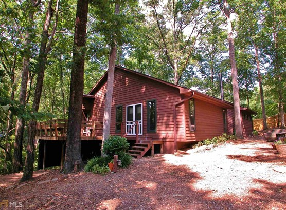 Single Family Detached, Cabin - Gainesville, GA (photo 1)
