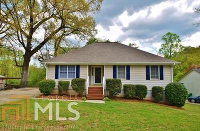 Single Family Detached, Ranch - Winder, GA (photo 1)