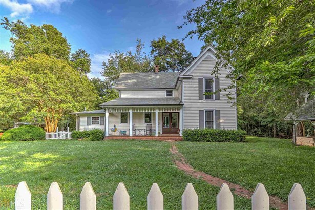 Single Family Detached, Bungalow/Cottage,Country/Rustic - Dawsonville, GA (photo 1)