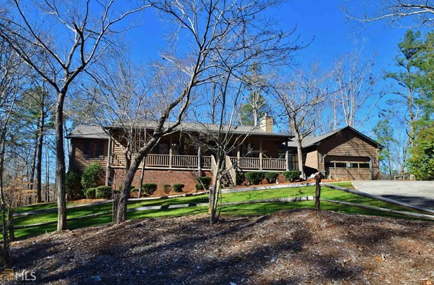 Single Family Detached, Country/Rustic,Ranch - Flowery Branch, GA (photo 1)