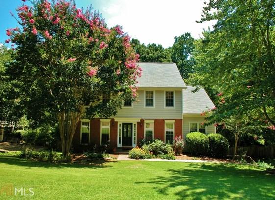 Single Family Detached, Colonial - Lawrenceville, GA (photo 1)
