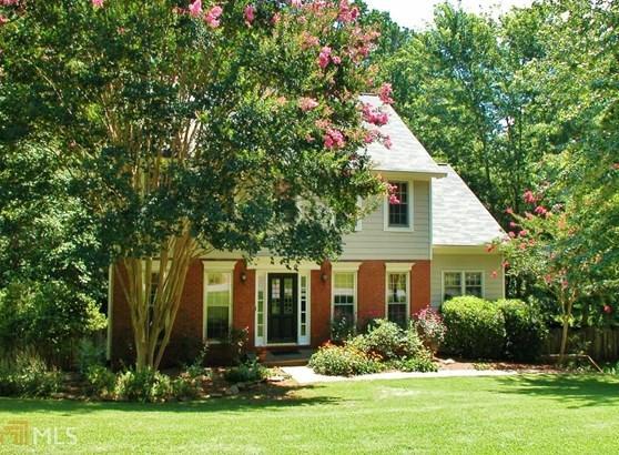 Single Family Detached, Colonial - Lawrenceville, GA (photo 2)