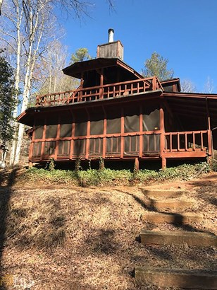 Single Family Detached, Cape Cod,Country/Rustic - Cleveland, GA (photo 1)