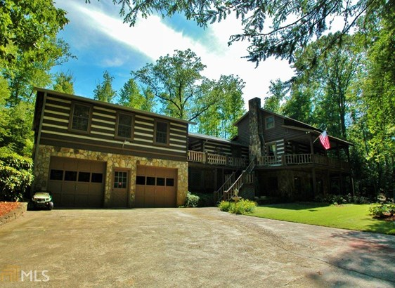 Single Family Detached, Country/Rustic,Craftsman - Dawsonville, GA (photo 2)