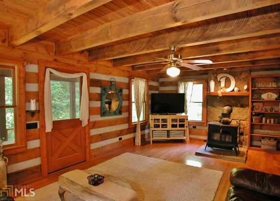 Single Family Detached, Country/Rustic,Craftsman - Dawsonville, GA (photo 3)