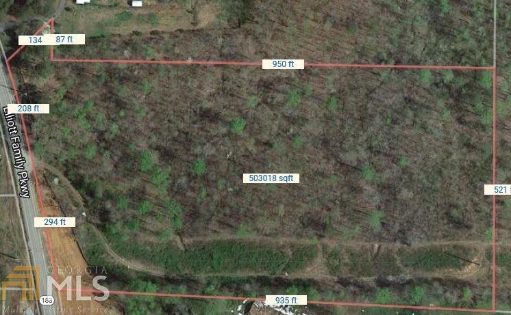 Land Lot - Dawsonville, GA