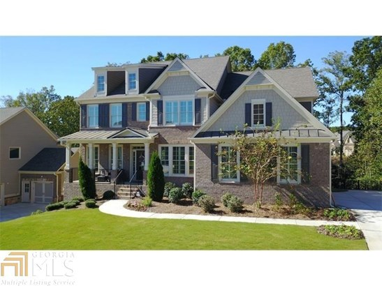 Single Family Detached, Craftsman,Traditional - Flowery Branch, GA (photo 1)