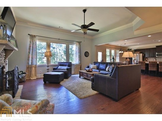 Single Family Detached, Craftsman,Traditional - Flowery Branch, GA (photo 5)