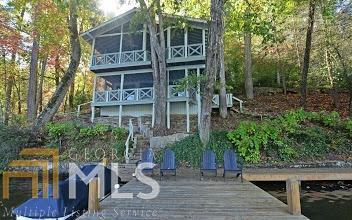Single Family Detached, Bungalow/Cottage,Cabin,Craftsman - Lakemont, GA (photo 2)