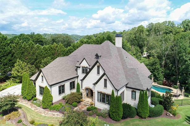 Single Family Detached, French Provincial - Gainesville, GA (photo 4)