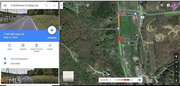 Residential Lot, Land Lot - Ellijay, GA