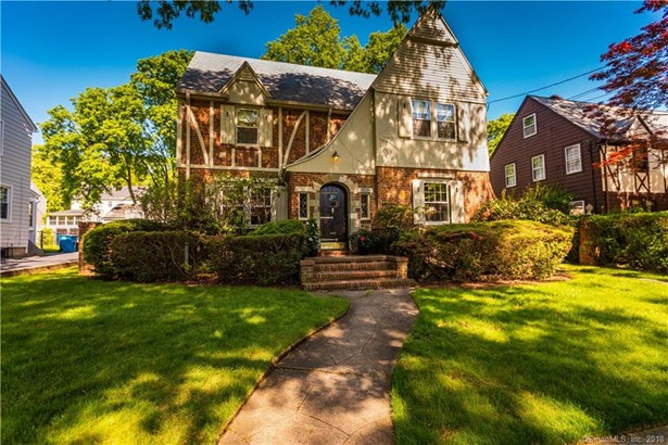 Single Family For Sale, Colonial,Tudor - New Haven, CT (photo 2)