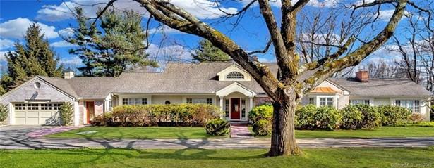 Single Family For Sale, Cape Cod,Ranch - Woodbridge, CT (photo 1)